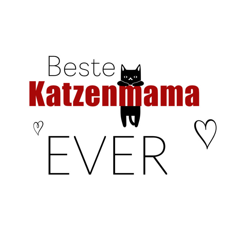 Tasse Beste Katzenmama Ever Best Cat Mom