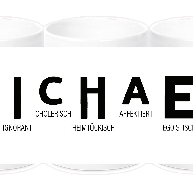 Arschlochtasse