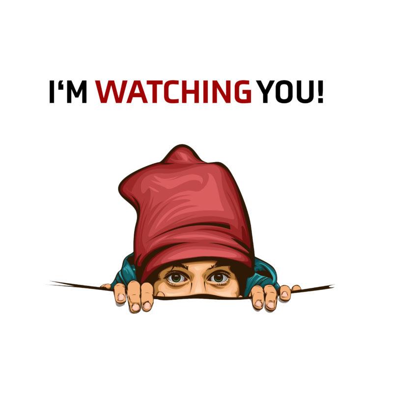 I'm watching you Tassen